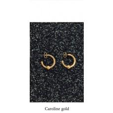Caroline Gold earrings