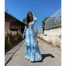 Oceane Maxi Dress