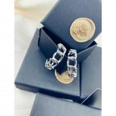 Μakkon Silver Earrings